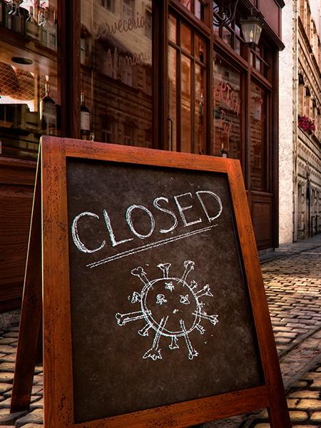 Reclamaciones por cierre de negocio Covid 19